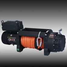 Лебедка MW E9500S 12v (тяговое усилие до 4310 кг) с синтетическим тросом