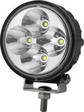 Фара дальнего света РИФ 203 мм 40W LED (для пер. бамперов РИФ)