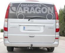 Фаркоп ARAGON MERCEDES VITO/VIANO (W-639) (2003+)