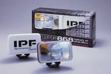 Фары IPF доп. света золотист.линза, прямоугольная