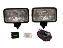 Фары Pro Comp Pair Pack 55 белый свет