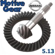 Главная пара Motive Gear на Nissan Patrol 5.13 задний