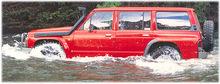 Шноркель SAFARI Nissan GQ Patrol 1988 onwards