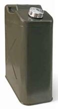 Канистра AUTOPROFI металлическая вертикальная 20 л