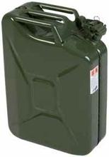 Канистра Rexxon (металл) 20л цвет - оливковый