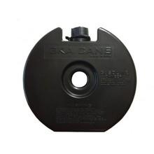 Канистра в запаску GKA (5 л.) черная - топливо