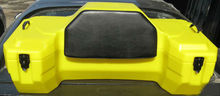 Кофр задний GKA Quadrax 8030 (желтый)
