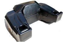 Кофр задний GKA TS 3000 (черный)