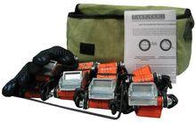 Комплект браслетов противоскольжения R15-R21 (4 браслета+сумка+перчатки)