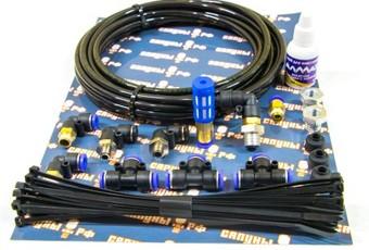 Комплект для вывода сапунов НИВА универсальный