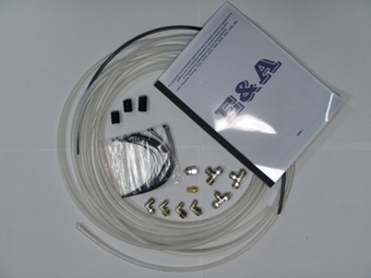 Комплект для вывода сапунов E&A для УАЗ