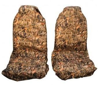 Передний грязезащитный чехол на сиденья PRO-4x4 MEDIUM камуфляж