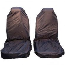 Передний грязезащитный чехол на 1 сиденья PRO-4x4 MEDIUM синий