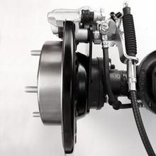 Комплект задних дисковых тормозов НИВА, Шевроле НИВА