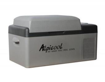 Автомобильный холодильник компрессорный Alpicool C 20 л.