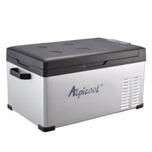 Автомобильный холодильник компрессорный Alpicool C 25 л.