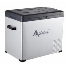 Автомобильный холодильник компрессорный Alpicool C 50 л.