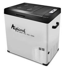 Автомобильный холодильник компрессорный Alpicool C 75 л.