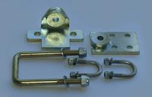 Крепёж демпфера на УАЗ (для EXT5001, SS5001, RS5406)