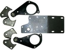 Комплект для независимого крепления переднего редуктора НИВА