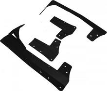 Крепления PROLIGHT Jeep JK на верхнюю рамку лобового стекла для фары 50 дюймов
