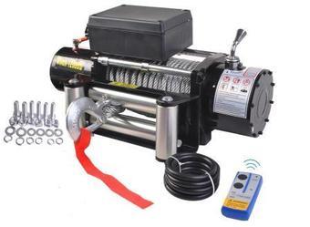 Лебедка автомобильная Electric Winch 12000 24v