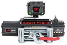Лебедка MW A 9500 12v (тяговое усилие до 4310 кг) с металлическим тросом