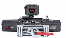 Лебедка MW SA 12000 12v (тяговое усилие до 5410 кг) с металлическим тросом