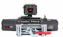 Лебедка MW SA 9500 12v (тяговое усилие до 4310 кг) с металлическим тросом