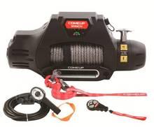 Лебедка ComeUp Winch DS-9.5rsi Seal Gen2 12v с синтетическим тросом, клюзом и комплектом радиоуправления
