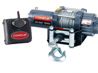 Лебедка Come Up Winch DU-3000  12V