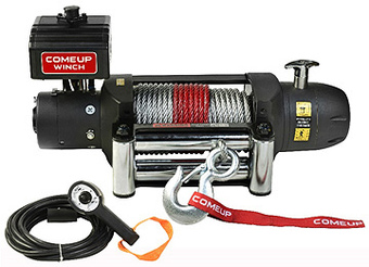 Лебедка ComeUp Winch DS-12.5 Seal Gen2 12v