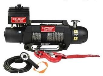 Лебедка ComeUp Winch DS-9.5s Seal Gen2 12v с синтетическим тросом и клюзом