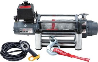 Лебедка ComeUp Winch DV-6 Long 12v