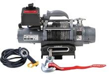 Лебедка ComeUp Winch DV-6 Std 12v с синтетическим тросом и клюзом