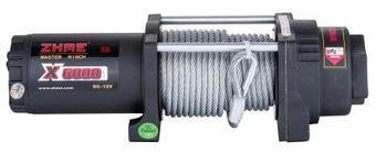 Лебедка ATV MW X6000L (тяговое усилие до 2700 кг)