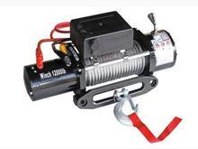 Лебедка Electric Winch 12000 12v с чугунным клюзом в комплекте