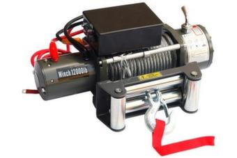 Лебедка Electric Winch 12000 24v