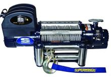 Лебедка электрическая SUPERWINCH Talon 9.5 24В