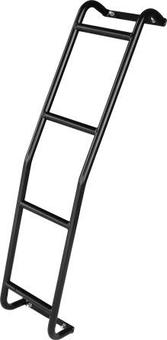 Лестница РИФ УАЗ Хантер под задний бампер РИФ с калиткой