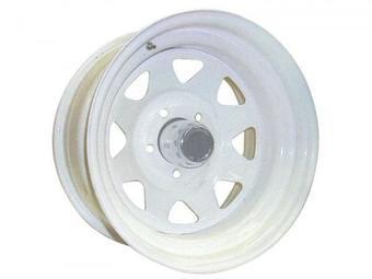 Диск колесный Mangels LR 5х10 R15 165.1 белый