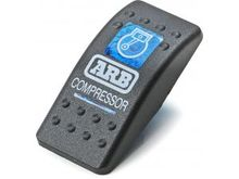 Накладка на кнопку задняя компрессор