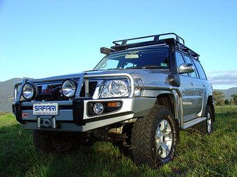 Шноркель SAFARI Nissan Patrol 4,2D, 3.0D c 2004 г.