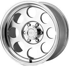 """Диск колесный литой 17x9, 6x139.7, -6мм, BS4.75"""", нагрузка 1000кг, Hub Centric, полированный Chevrolet"""