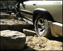Пороги ARB к защите крыла Nissan Patrol