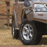 Пороги силовые для Toyota HiLUX