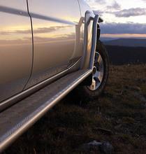 Пороги ARB Nissan Patrol Y61