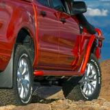 Пороги силовые для Ford Ranger, Mazda BT-50
