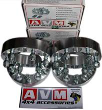 Колесные проставки (AVM 5H026). Комплект 2шт, 5x150 ц.отв 110мм, толщина 31.75 мм