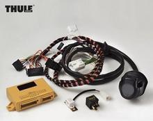 Проводка фаркопа 13-pin D4, RRS 09-